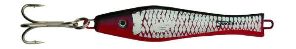 Aquantic 3D Holo Pilker 400 gr (choix entre 5 options) - Black / Red