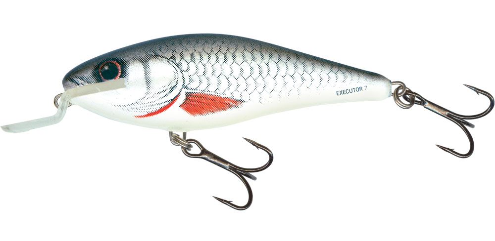 Salmo Executor 12cm Shallow Runner (choix entre 3 options) - Dace