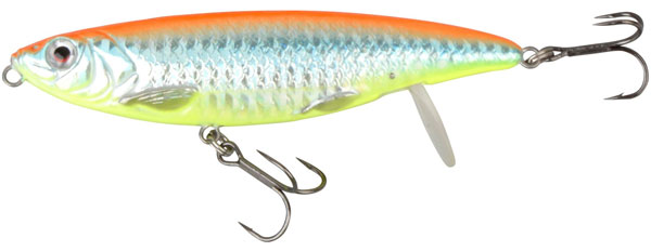 Savage Gear 3D Backlip Herring 10 cm (choix entre 6 options) - Orange Flash