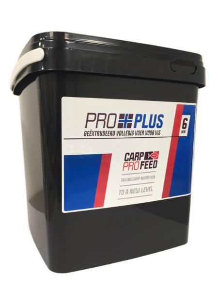 Carp Pro Feed Pellets 6 mm (choix entre 3 options) - Plus