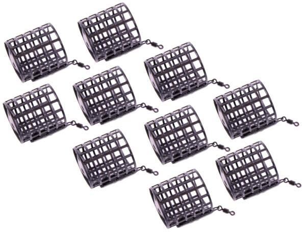 Image de 10 x Ultimate Metal Cage Panier d'amorce (7 options)