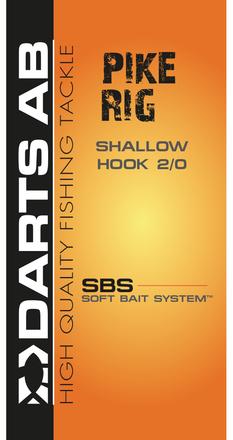 Darts Pike Rig Shallow