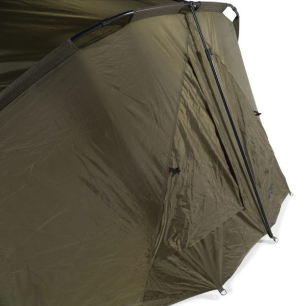 JRC Defender Peak Bivvy 1 Man (aussi disponible avec overwrap)