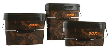 Fox Camo Square Bucket (choix entre 3 options)