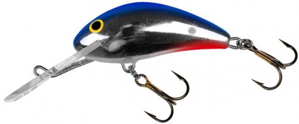 Leurre Salmo Hornet 5cm Sinking (6 options) - Red Tail Shiner (RTS)