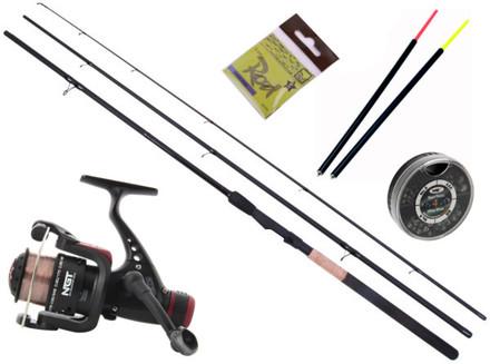 Ensemble pêche à l'Anglaise avec accessoires !