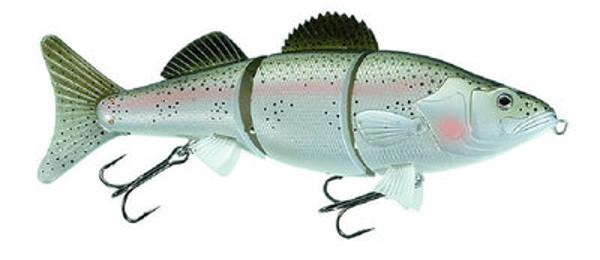 Jenzi Corrigator Jack S (choix entre 5 options) - Rainbow Trout