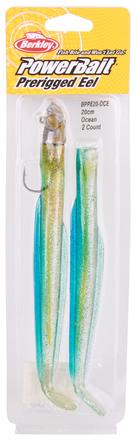 Berkley Prerigged Eel 15cm (2 Couleurs)