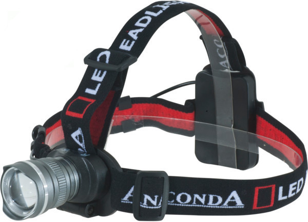 Lampe frontale Anaconda R5