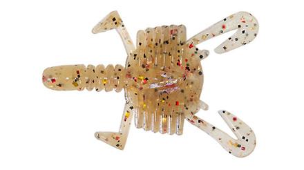 Reins Small Crab, 12 pièces (choix entre 3 couleurs)
