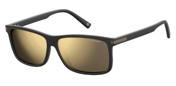 Polaroid Polarised PLD 2075/S/X - Matte Black/Grey Gold