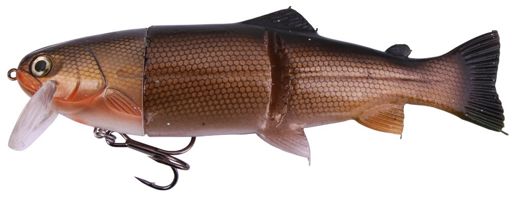 "Castaic Hard Head Real Bait 9"" Floating - Carp"