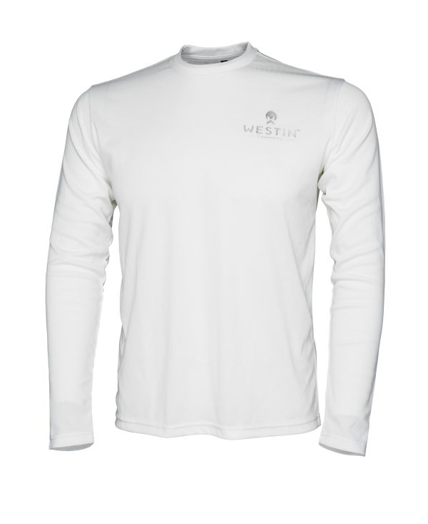 Westin Tournament Shirt LS XXL (choix entre 2 options) - Offshore White