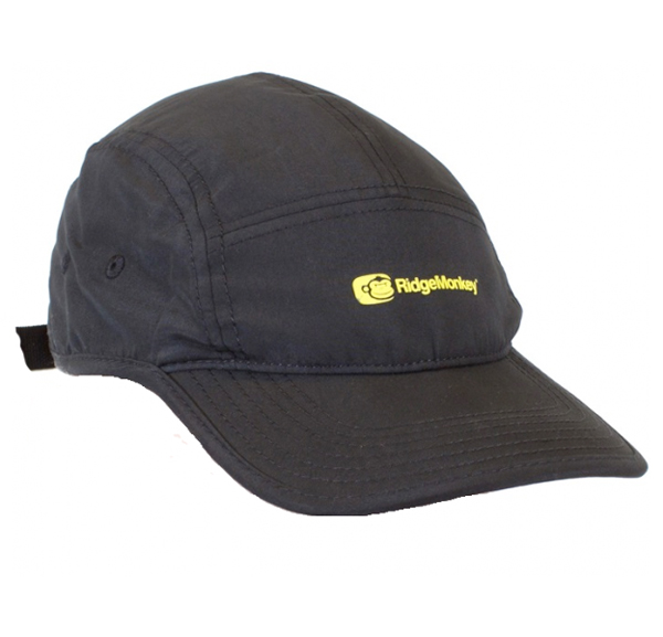 Ridgemonkey 5 Panel Cap - Black