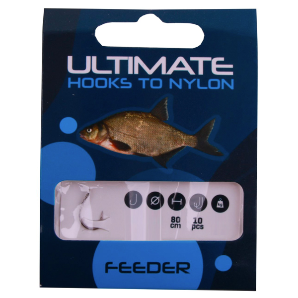 Allround Power Feeder Set - Ultimate Hooks to Nylon Feeder