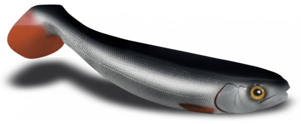 Jackson The Shad en 7,5 et 10 cm - Whitefish Silver