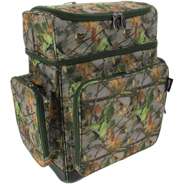 NGT XPR Multi Compartiment Sac à Dos Camouflage