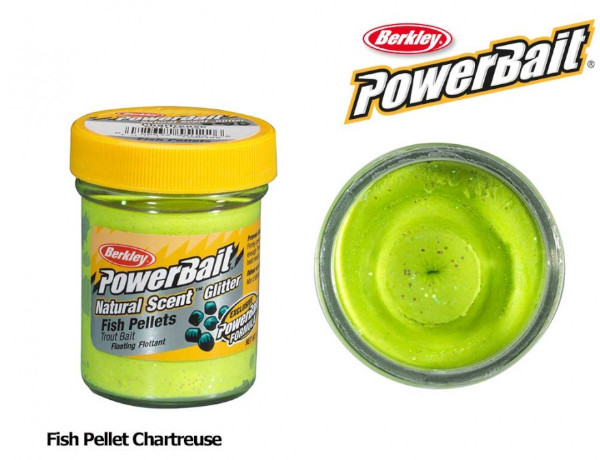 Berkley Powerbait (choix entre 5 options)