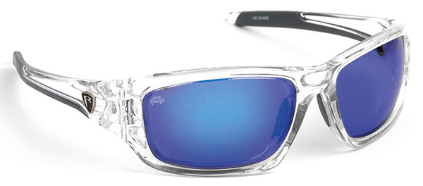 Fox Rage Eyewear - Fox Rage Sunglasses Trans / Mirror Blue