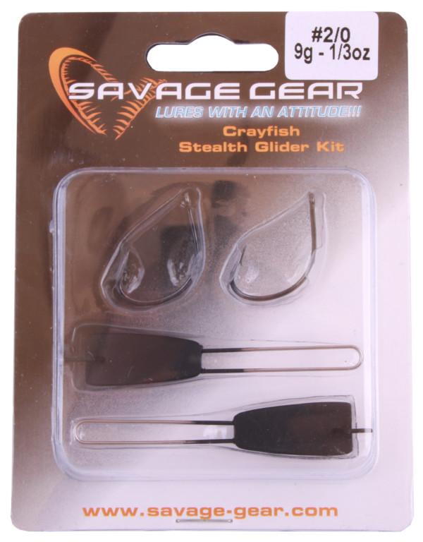 Savage Gear Ensemble Leurres Brochets (poissons nageurs, leurres souples et grenouille)