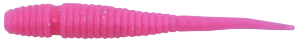 Quantum Magic Trout Worm Tail 45mm, 15 pièces (choix entre 5 options)