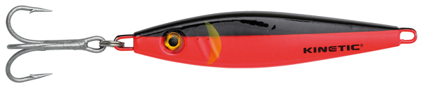 Kinetic Torskepilken - Red/Black