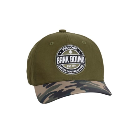 Prologic Bank Bound Cap Green/Camo