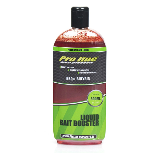 Proline Bait Booster 500ml - BBQ N-Butyric Booster