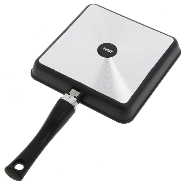 Poêlle à frire NGT 3 Way Outdoor Frying Pan avec manche amovible