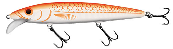 Salmo Whacky 9 cm - Ultraviolet Orange