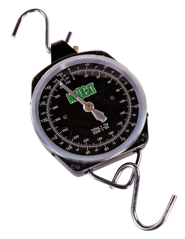 MadCat Weigh Clock 150 kg