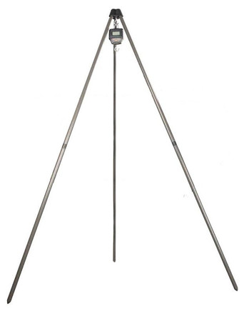 Fox Weighing Tripod + NGT Weigh Sling