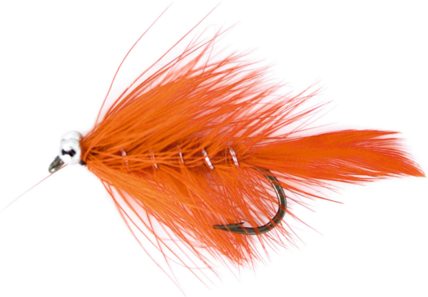 Magic Trout Mouches - Gazer Orange