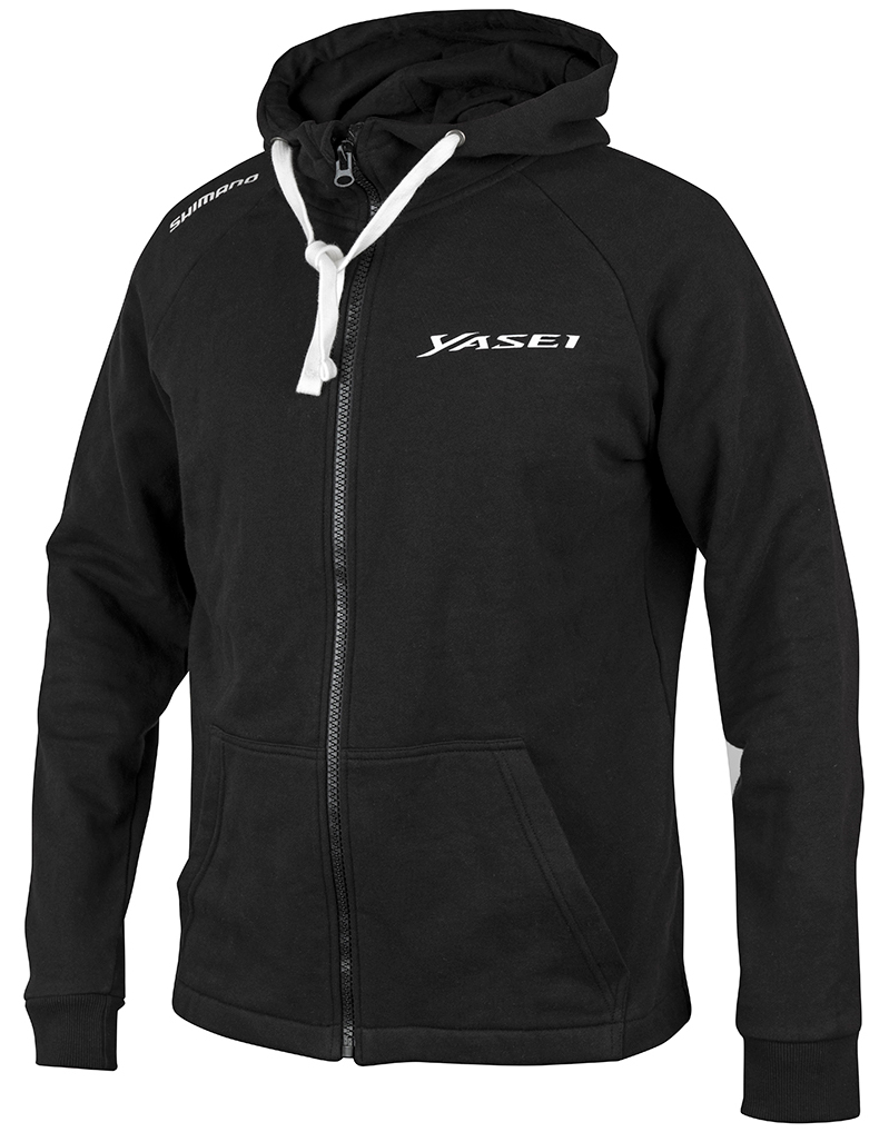 Shimano Yasei Hooded Sweater (plusieurs tailles)