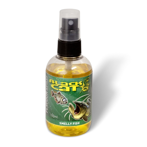 Black Cat Flavour Spray (plusieurs options) - Smelly Fish