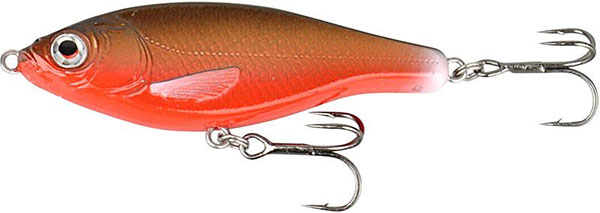 Savage Gear 3D Roach Jerkster 145 (choix entre 5 options) - Black and Red