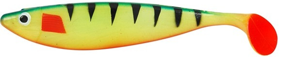 5x Spro Wob Shad (choix entre 7 options) - Yellow Perch