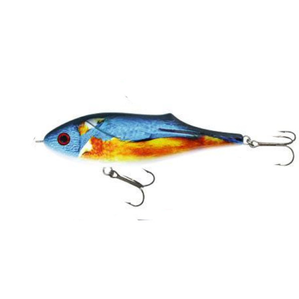Quantum Spooky Jerk Slow Sink 16 cm 92 gr - Kingfisher