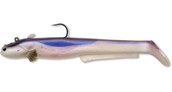 Black Cat Baby Cat Shad 75 gr 18 cm - Purple Moon