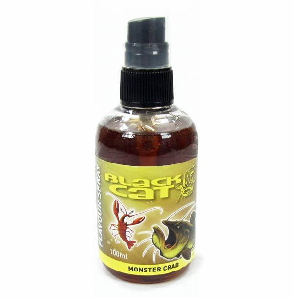 Black Cat Flavour Spray (plusieurs options) - Brown Monster Crab