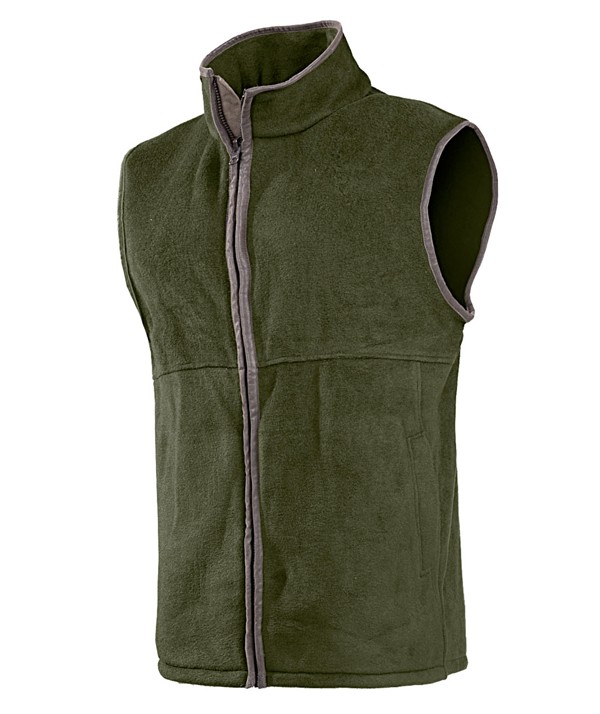 Baleno Harvey Bodywarmer Green Khaki