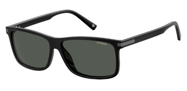 Polaroid Polarised PLD 2075/S/X - Black/Grey