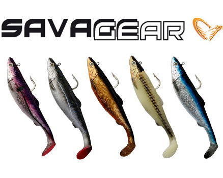 Savage Gear 3D Herring Big Shad 560 g Blue Back Herring *** VENTE ***