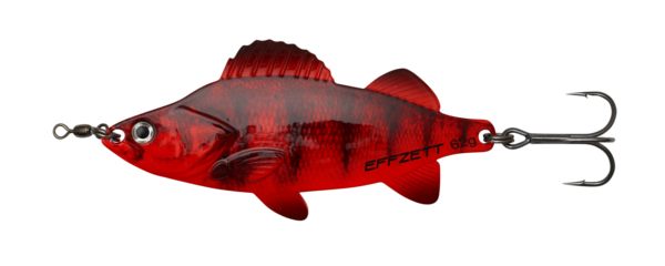 Effzett Perch Spoon (plusieurs options) - Blood Perch