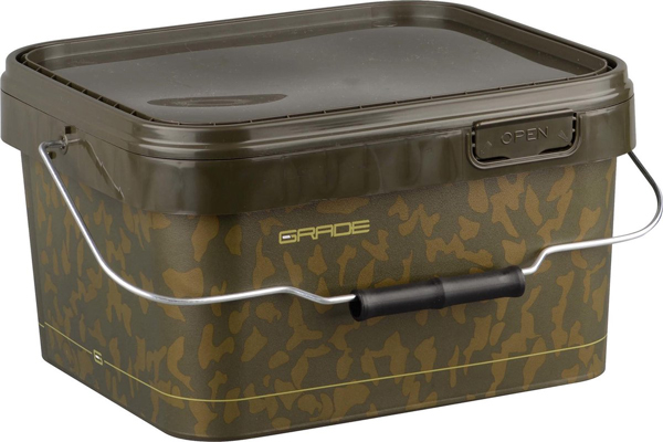 Saga Chocolate Fudge Bucket Deal Complete - Strategy Grade Bait Bucket