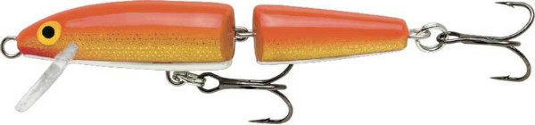Rapala Jointed Floating 13cm (5 Options - Gold Fluorescent Red