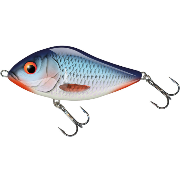Salmo Slider 7cm Floating - Bleeding Blue Shad