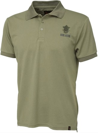 Prologic Bank Bound Polo Green