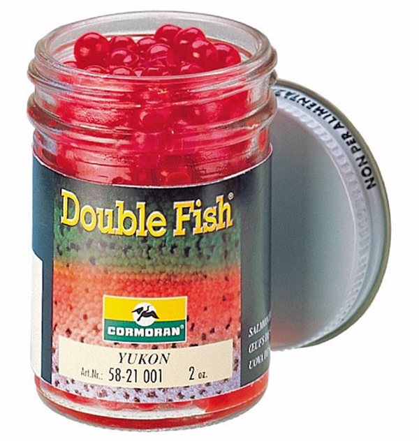 Cormoran Double Fish Salmon Eggs
