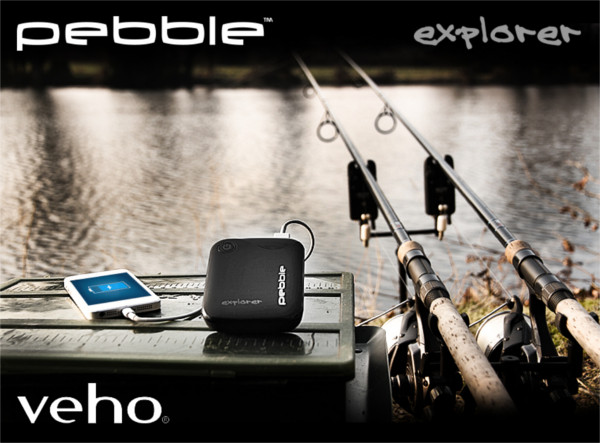 Batterie Portable Veho Pebble Explorer 8400mAh Dual Port